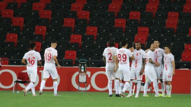 Antalyaspor'dan yenilmezlik rekoru