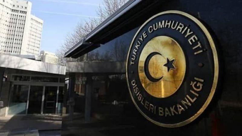 Dışişleri Bakanlığından, 'Atatürk heykeline saldırı' açıklaması