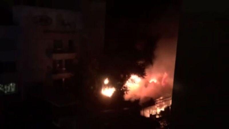 Tahran'da sağlık kliniğinde patlama: 13 ölü