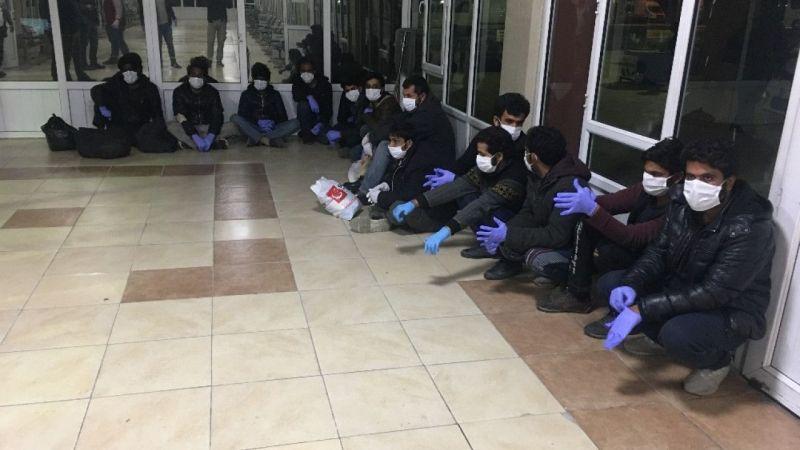 Göçmen kaçakçılarına operasyon: 6 gözaltı