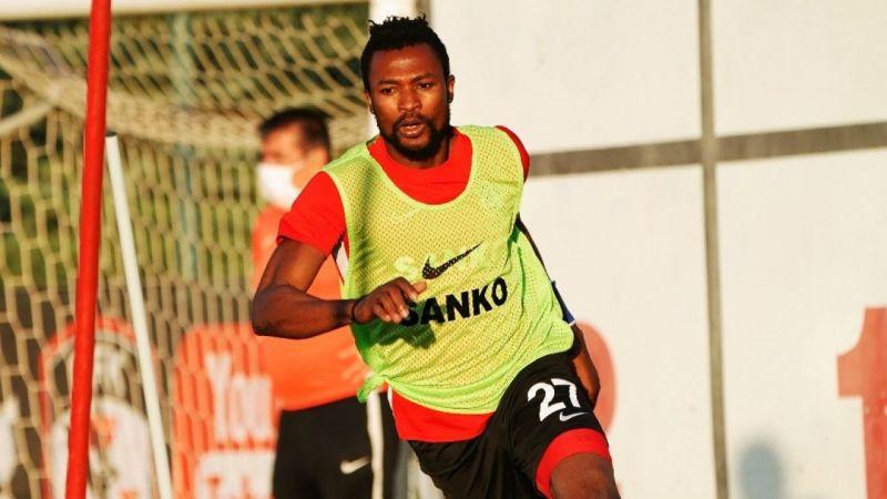 Gaziantep FK'da Twumasi şaşkınlığı