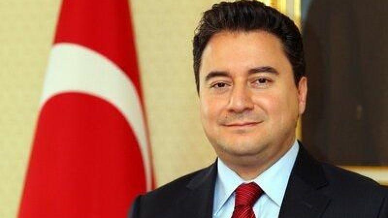 Babacan'dan Halk TV ve TELE1 yayın durdurma cezasına tepki