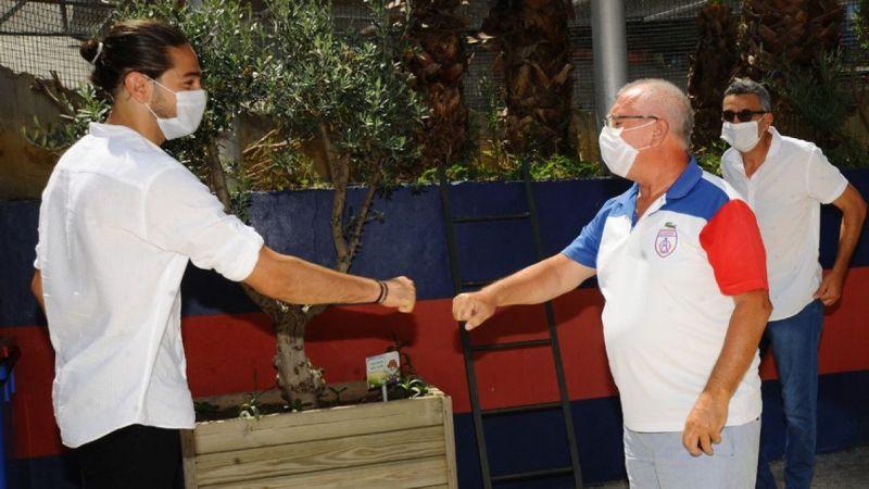 Altınordu'dan Trabzon'a bir kaleci daha