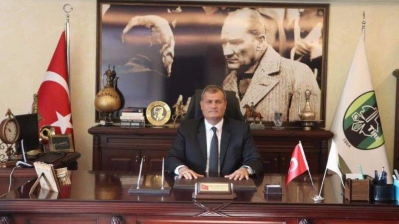 """Tire Belediye Başkanlığı makamında """"böcek"""" bulundu"""