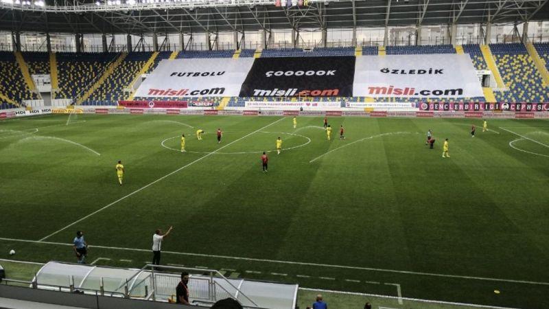 Gençlerbirliği-Fenerbahçe maçında ilginç an! Herkes şaşırdı