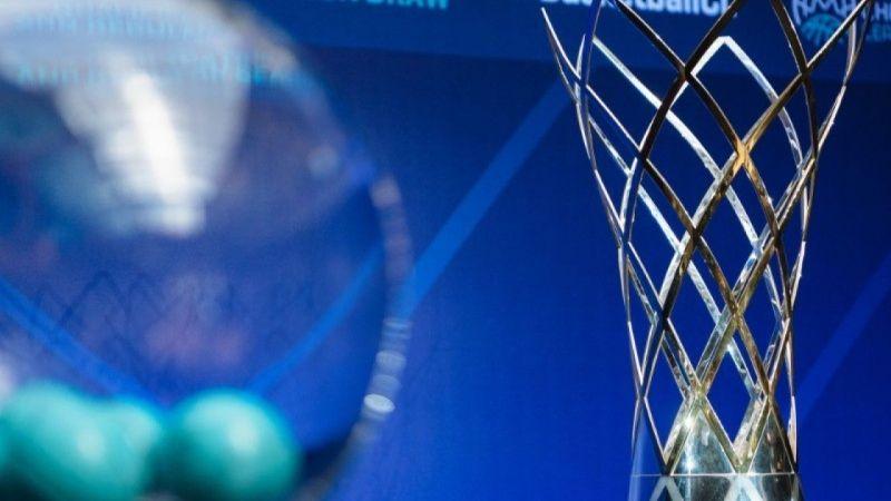 Basketbol Şampiyonlar Ligi'nde kura çekimi başlıyor