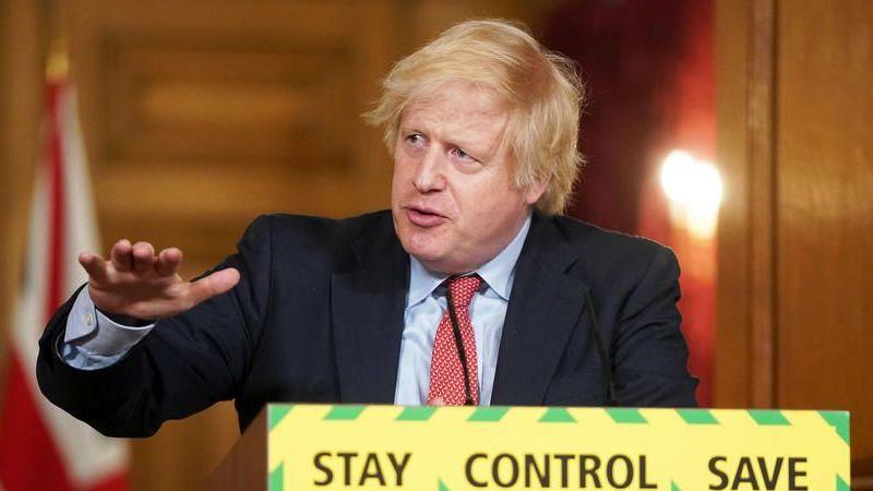 """İngiltere Başkanı Johnson: """"Afganistan'daki İngiliz askerlerinin çoğu geri çekildi""""   Son Dakika"""