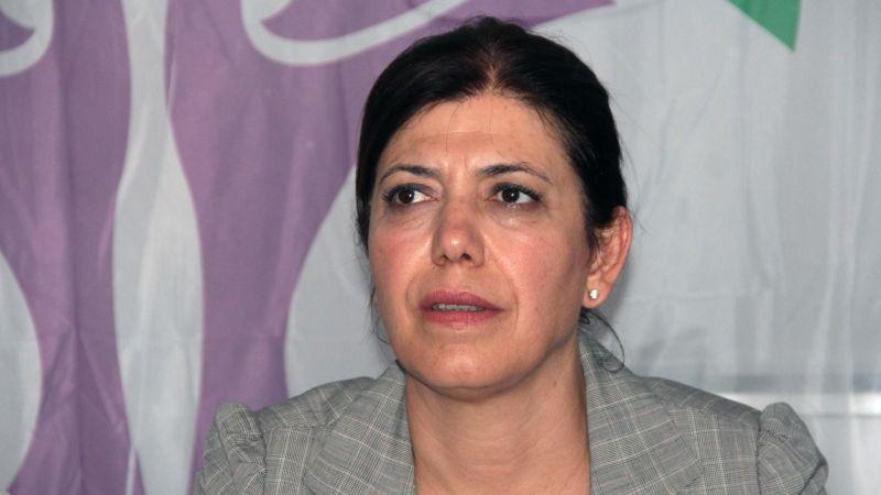 HDP'li Meral Danış Beştaş hastaneye kaldırıldı