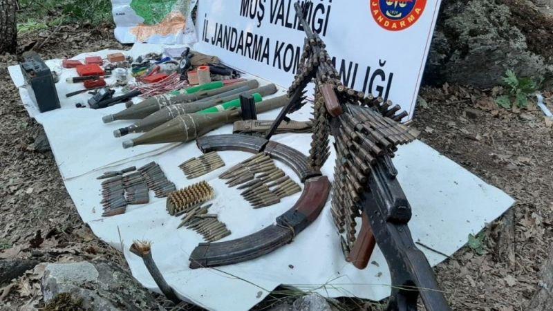 Jandarmadan KCK/PKK terör örgütüne ağır darbe