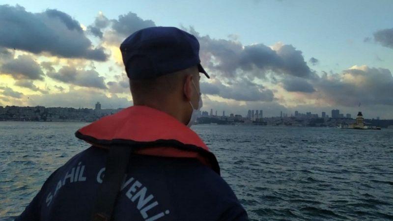 İstanbul Boğazı'ndaki teknelere denetim