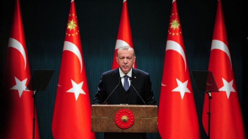 """Cumhurbaşkanı Erdoğan: """"""""Tüm imkanlarımızla dost ve kardeş Azerbaycan'ın yanında olmaya devam edeceğiz"""""""""""