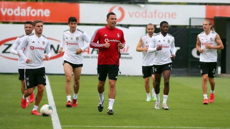 Beşiktaş, Fenerbahçe hazırlıklarına başladı