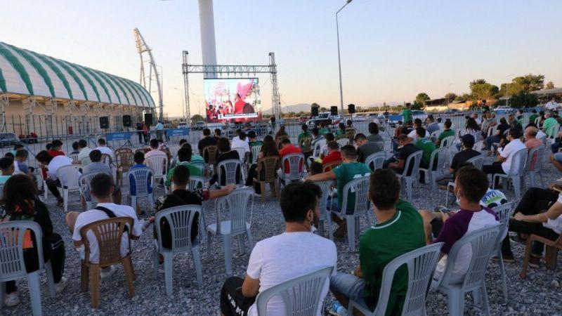 Akhisarspor: 0 - Fatih Karagümrük: 0 (İlk yarı sonucu)
