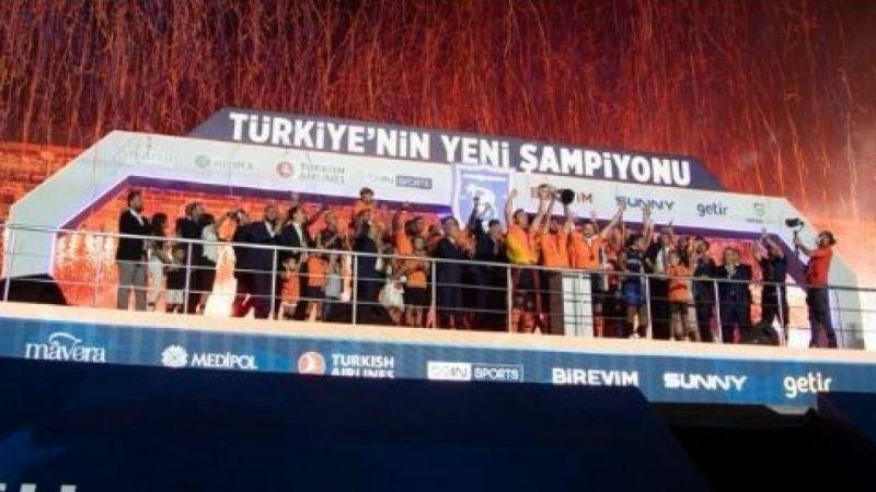 Cengiz Ünder'den Başakşehir'e tebrik