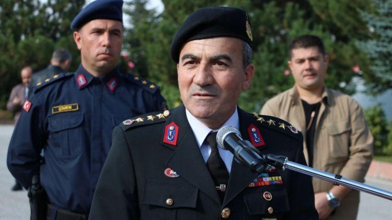 Adıyaman İl Jandarma Komutanı değiştirildi