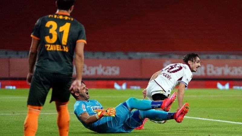 Ziraat Türkiye Kupası Finali: Trabzonspor: 1 - Aytemiz Alanyaspor