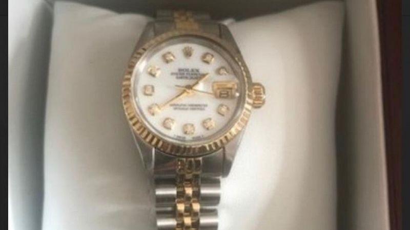İcradan satılık kol saati
