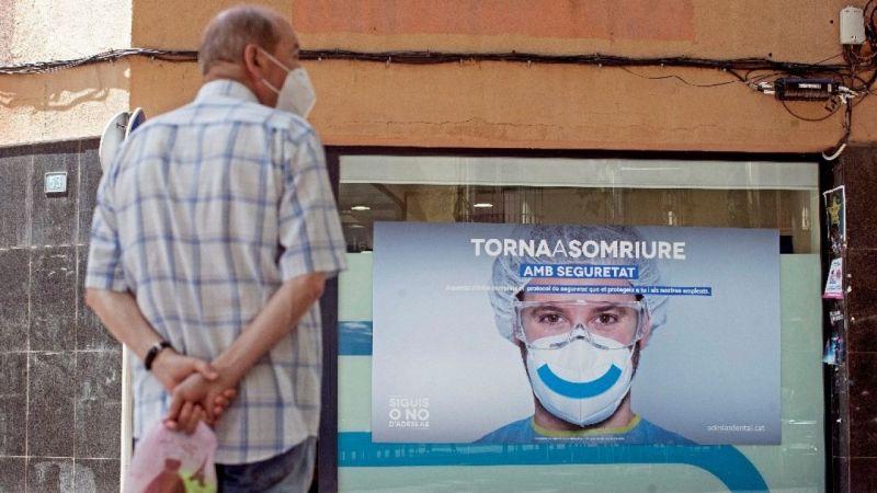 İspanya'da 21 Haziran'dan bu yana rekor vaka artışı yaşandı