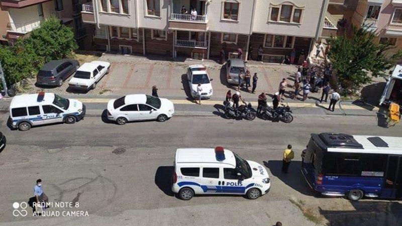 Genç kadını eşi pompalı tüfekle öldürdü