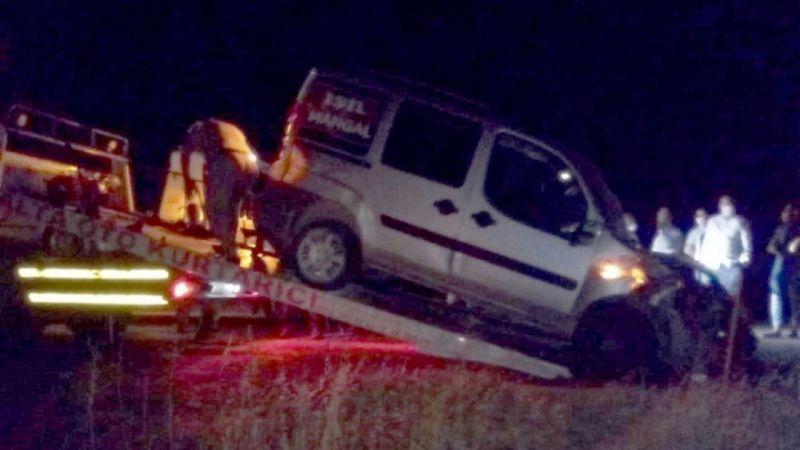 Adıyaman'da iki araç çarpıştı: 8 yaralı