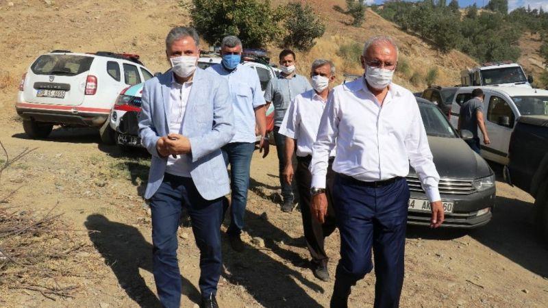 Milletvekilleri deprem bölgesinde