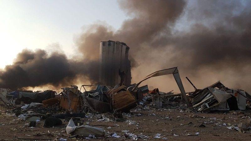 THY'den Lübnan'daki patlamaya ilişkin açıklama