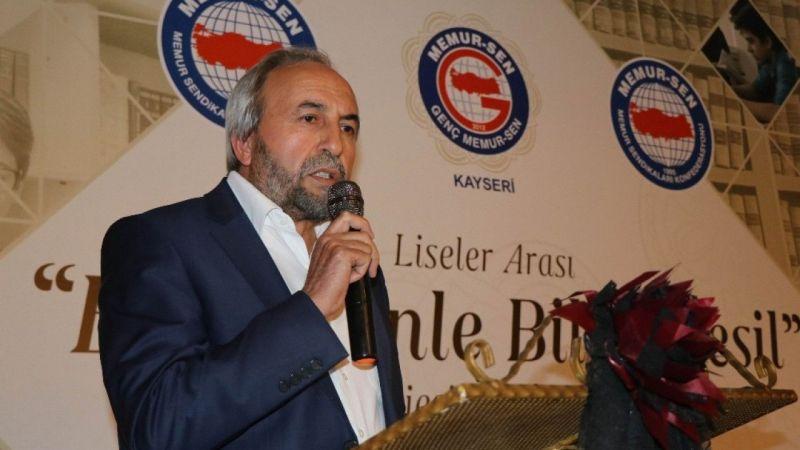 """""""İŞKUR TYP'lileri okullarda acilen görevlendirmeli"""""""