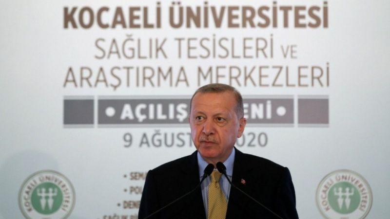Erdoğan'dan 147 milyonluk açılışta kritik uyarı