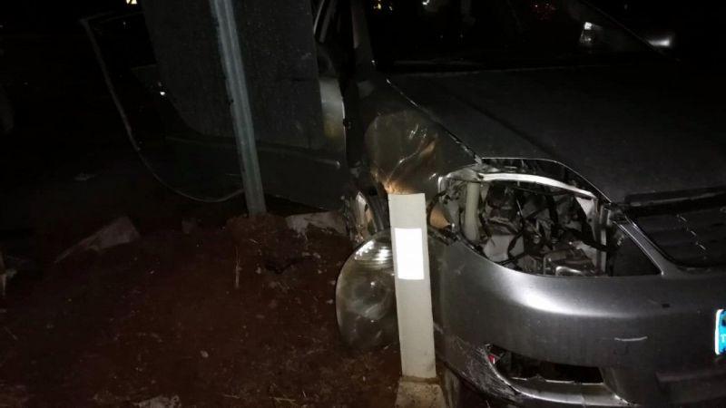 Konya'da iki araç çarpıştı: 1 ölü, 2 yaralı