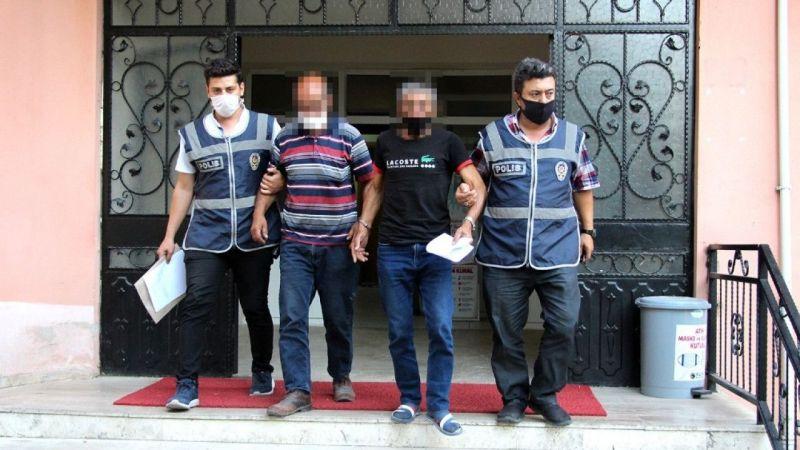 Fuhuş operasyonu: 2 kişi tutuklandı