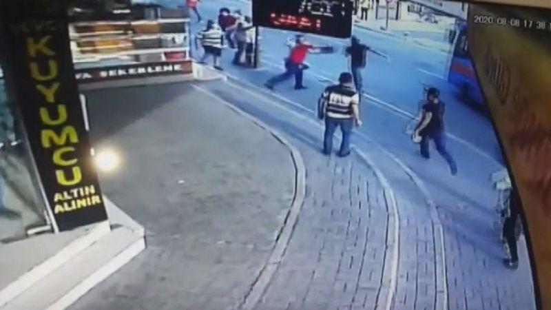 Kapkaççıyı yakalamak için vatandaş seferberliği