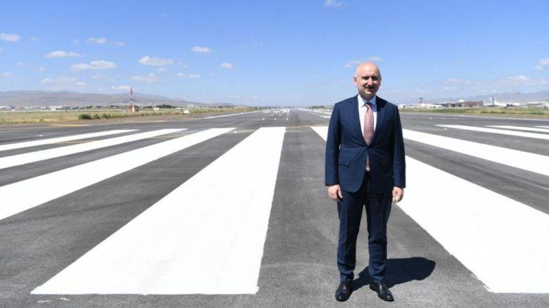 Bakan'dan yurtdışı uçuşları açıklaması