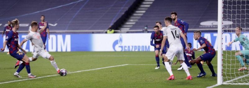 Bayern Münih 8 golle tur geçti