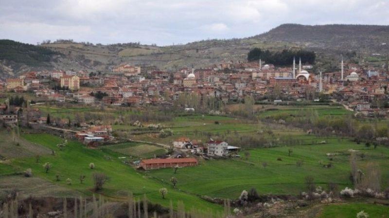Simav'da 5 ev karantina altına alındı