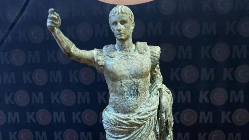 İskenderun'da tarihi eser operasyonu gerçekleştirildi