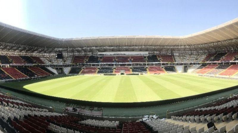Milli maç heyecanı Gaziantep'te