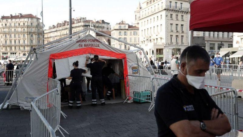 Fransa'da can kaybı 30 bini aştı