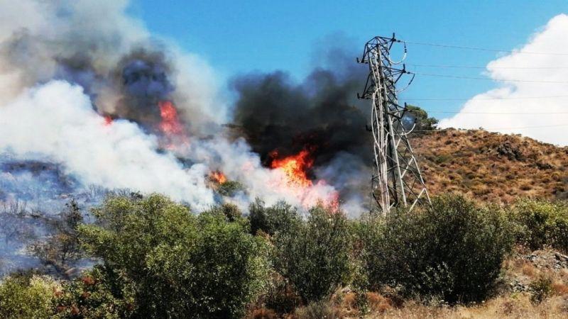 Muğla'da Dalaman yangın söndürüldü