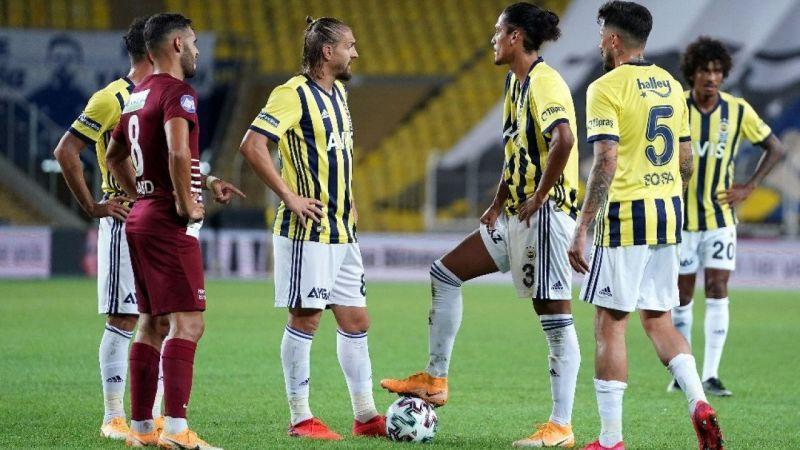 Fenerbahçe 0 - 0 Hatayspor