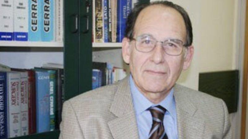 Prof. Dr. Ertan Tatlıcıoğlu, koronaya yenik düştü