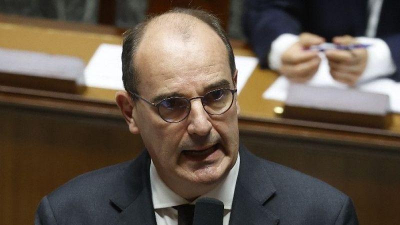 """Fransa Başbakanı Castex: """"Sıkı tedbirler aldık"""""""