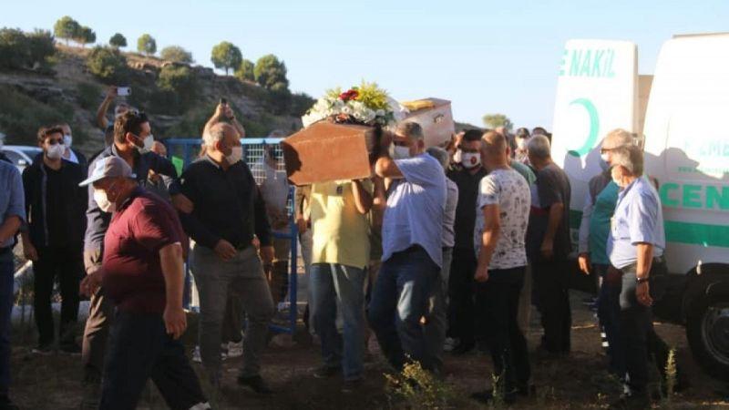 Erkek arkadaşı tarafından öldürülen Hatice hemşire son yolculuğuna uğurlandı