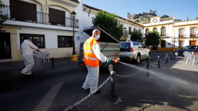 İspanya'da Covid-19 salgınında bilanço ağırlaşıyor