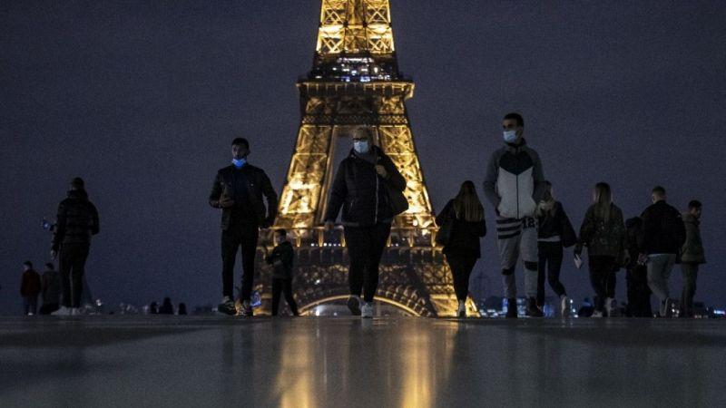 Fransa'da en yüksek günlük vaka sayısında yeni rekor