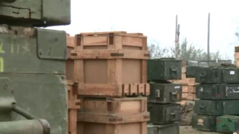 Azerbaycan ordusu, Ermenistan'a ait askeri teçhizat ve araçlar ele geçirdi