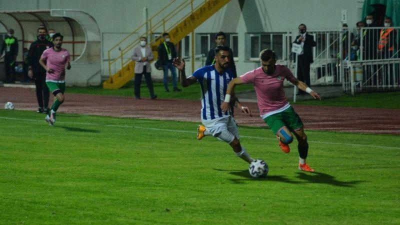 Misli.com 3. Lig 3. Grup: Isparta 32 Spor: 4 - Altındağspor: 0