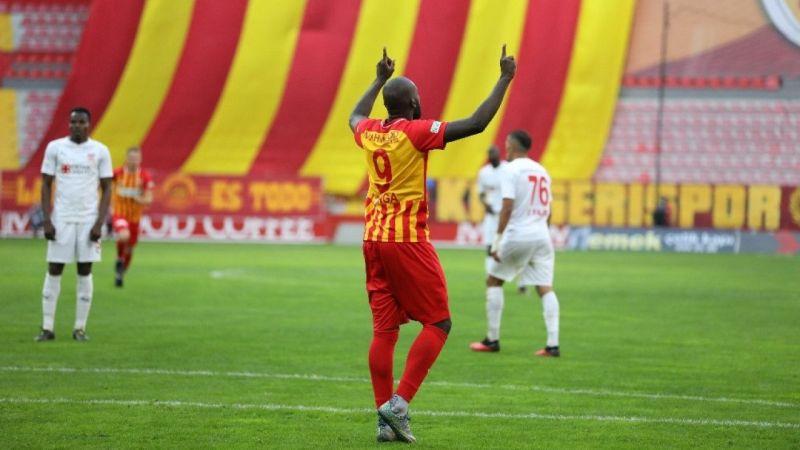 Wilfried Kanga golle tanıştı