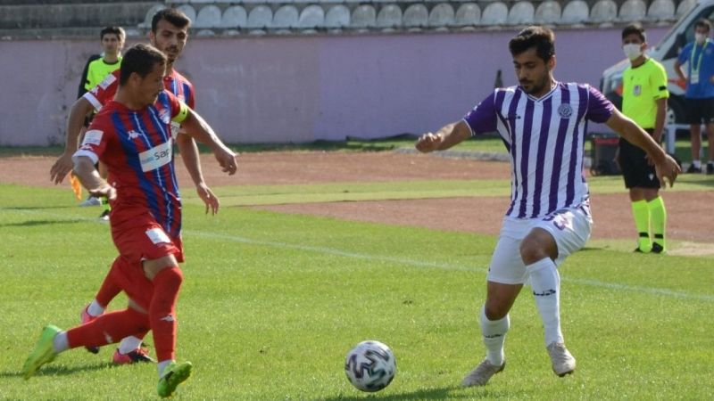 3. Lig: 52 Orduspor FK: 5 - Silivrispor: 0