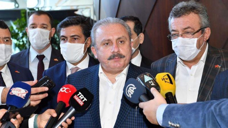 Şentop başkanlığındaki TBMM heyeti  Azerbaycan'da