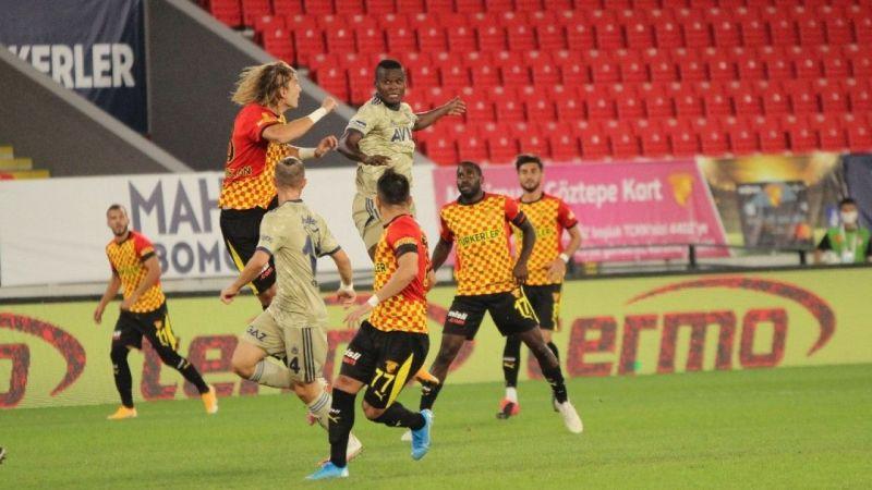 Süper Lig: Göztepe: 0 - Fenerbahçe: 0 (Maç devam ediyor)